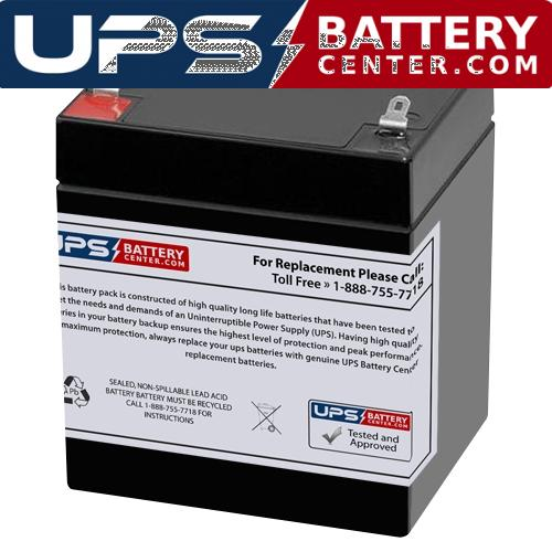 Details about NPP Power NP12-4Ah 12V 4Ah Replacement Battery