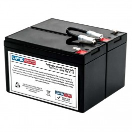 New Battery Pack for APC BackUPS RS 900VA BR900 Compatible Replacement by UPSBatteryCenter