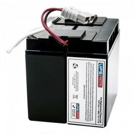 UPSBatteryCenter APC Smart-UPS XL 1400VA RM 3U 120V SU1400RMXL3U Compatible Replacement Battery Pack