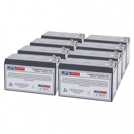 Compatible Replacement Battery Kit Dell 2700W K803N-4U