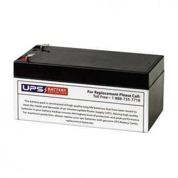 MUST FC12-3.3 12V 3.3Ah Battery