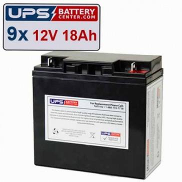 CGR Medical Corp Battrix Portable X-ray Batteries