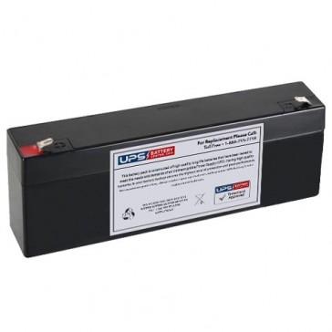 Unicell TLA1226 12V 2.6Ah Battery