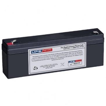 Motoma MS12V2.5 12V 2.5Ah Battery