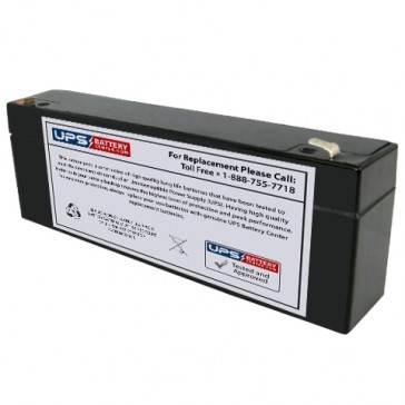 Baxter Healthcare 5D Infusion Pump 12V 2.9Ah Battery
