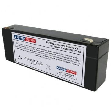 Baxter Healthcare AS5D 12V 2.9Ah Battery