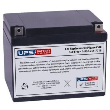 Narada 6-FM-24 12V 24Ah Battery