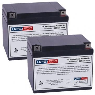 Datashield 800 Batteries