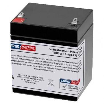Narada 6-FM-4 12V 4Ah Battery