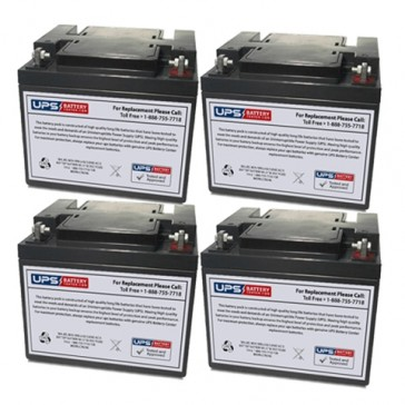 HP R12000 XR Batteries