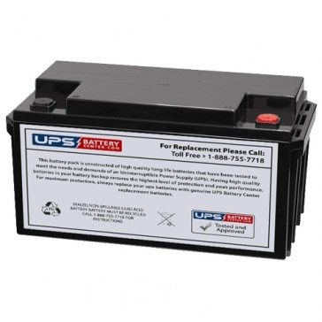Vasworld Power GB12-80A 12V 80Ah Battery