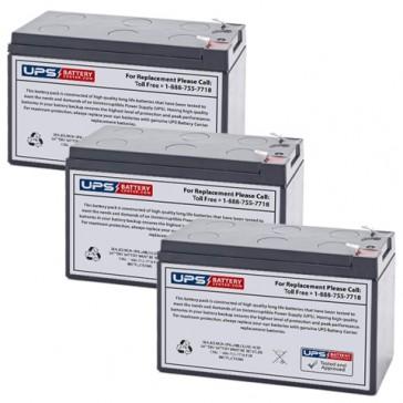 Sola S41000TRM Batteries