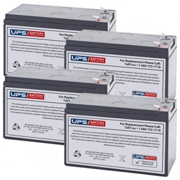 Unison Smart MPS1400 Replacement Batteries