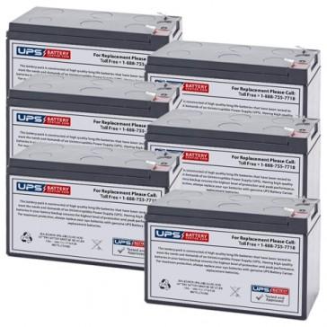Unison MPS1500 UPS Battery