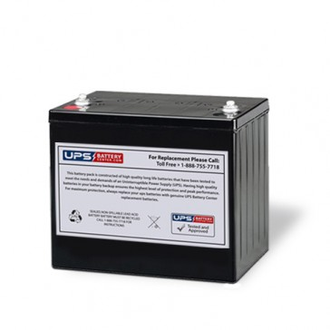 National Power GT200S5 12V 32Ah Battery