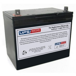 SeaWill LSW1290 12V 90Ah Battery