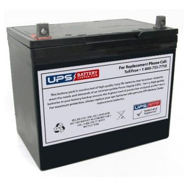 MCA NPC90-12 12V 90Ah Battery