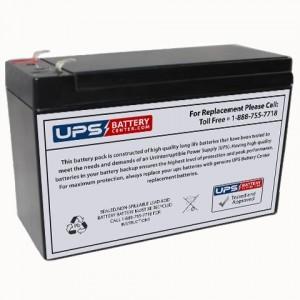 SeaWill SW1285 F2 12V 8.5Ah Battery