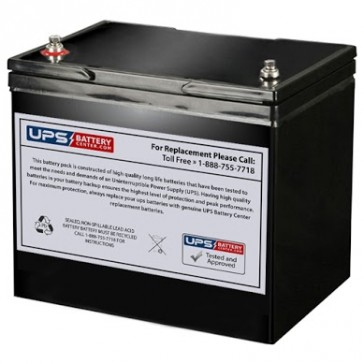 VCELL 12VCL80 12V 80Ah Battery
