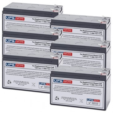 Sola S4K2U 3000 Batteries
