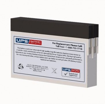 Philips M1204A-Virdia 24CT 12V 2Ah Battery