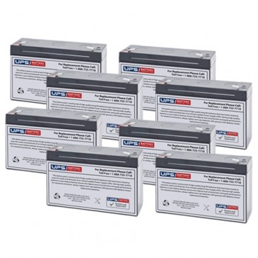 Sola 32200 Batteries