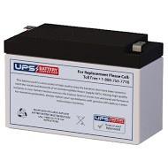 Power Energy GB6-2.5PSG 6V 2.5Ah Battery