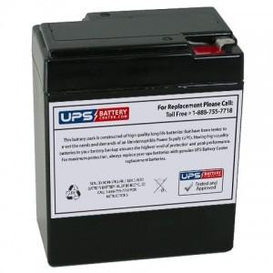 Sure-Lites / Cooper Lighting SL-26-03/SL-26-04 Battery