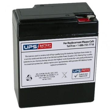 Unicell TLA690-KL 6V 9Ah Battery