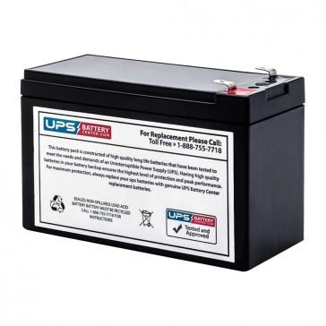 APC Back-UPS ES 500VA BE500R Compatible Battery