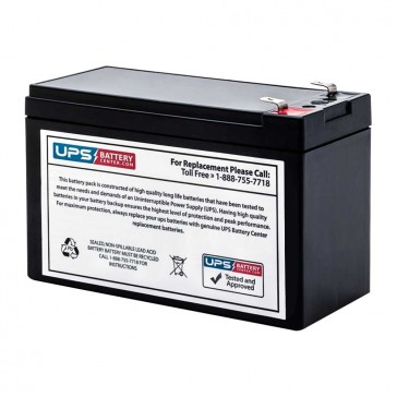 APC Back-UPS 500VA BK500BLK Compatible Battery