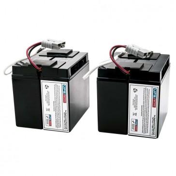 APC Smart-UPS 2200VA Rack Mount SU2200RMINET Compatible Battery Pack