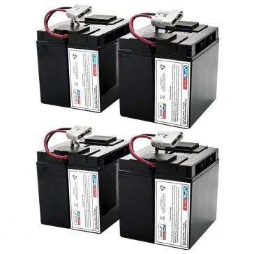 APC Smart-UPS 5000VA RM 208V SUA5000R5TXFMR Compatible Battery Pack
