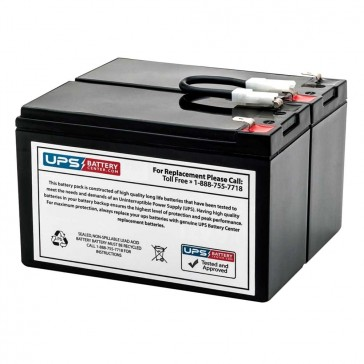 APC Smart-UPS 700VA NAFTA SU700US Compatible Battery Pack