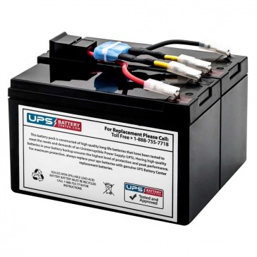 APC Smart-UPS 750VA SUA750 Compatible Battery Pack