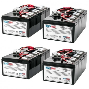 APC Smart-UPS XL 5000VA RM 5U 208V SU5000RMXLT5U Compatible Battery Pack