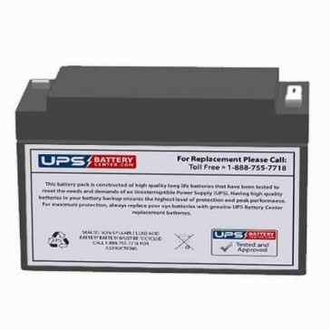 Blossom BT5-6PSG Battery