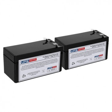 Ivy Biomedical Systems 504 Recorder Batteries