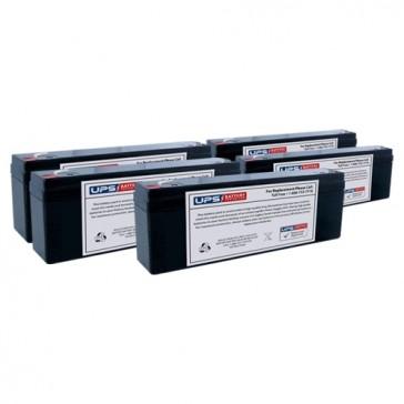 Medical Research Lab 550ST Defibrillator Medical Batteries