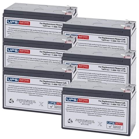 Sola Series 4000 S4300TRM Batteries