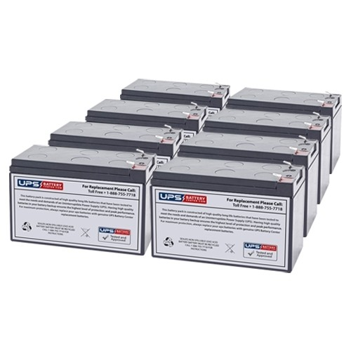 Brand New Compatible Replacement Battery Set Ablerex JCXL3000