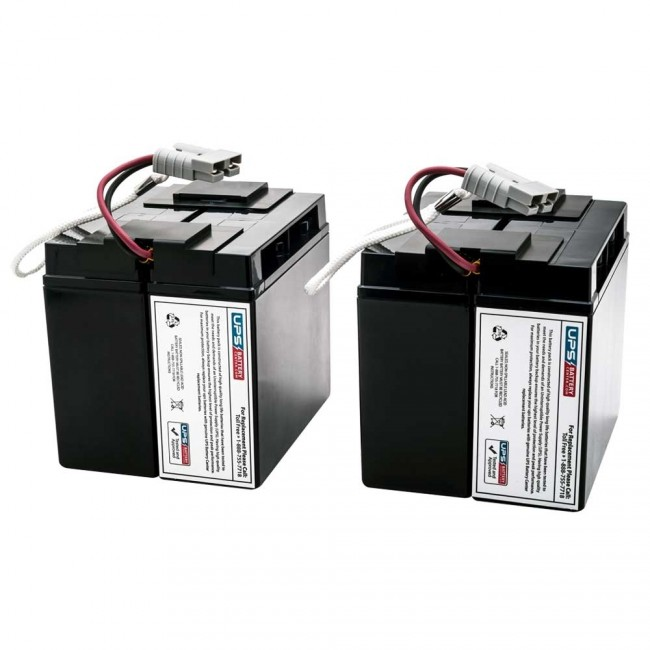 DL3000RM3U Battery Pack Compatible Replacement for APC Dell Smart-UPS 3000 RM 3U by UPSBatteryCenter
