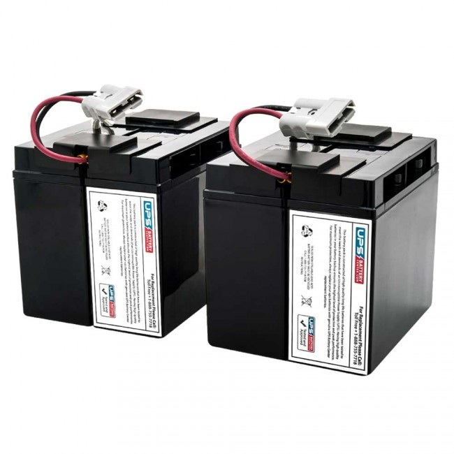 APC Smart-UPS 360 AP360 Compatible Replacement Battery Kit