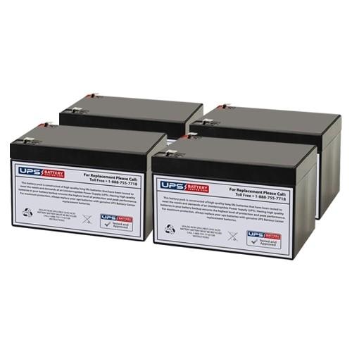 Powerware 9120-Batt700 Replacement Battery