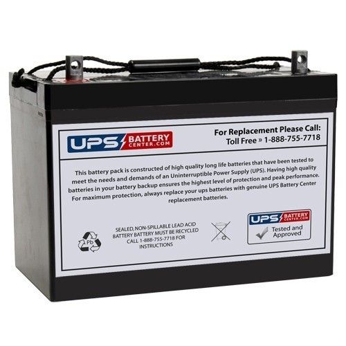 universal ub12900fr 12v 90ah battery with z post terminals. Black Bedroom Furniture Sets. Home Design Ideas