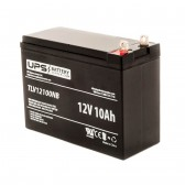 12V 10Ah Sealed Lead Acid Battery Nut and Bolt Terminals
