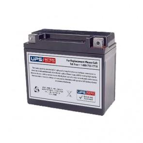 Westco 12V20L Battery