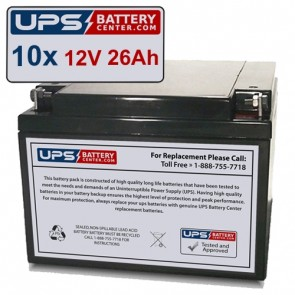 Deltec 2066 Batteries