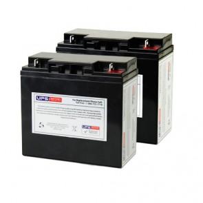 Altronix AL1024ULACMCBJ 12V 18Ah Batteries