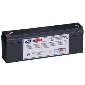 Technacell EP1219 12V 2.6Ah Battery